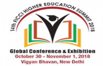 Higher Education Summit 2018' from 30th October-1st November 2018 at New Delhi
