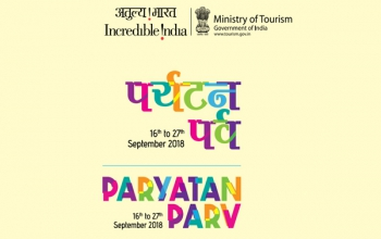 Paryatan parv 2018 from 16th to 27th september 2018