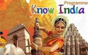 Calendar of Know India Programme 2018-19