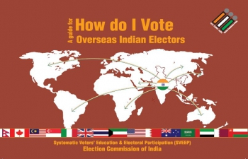 Guide on How to Vote for Overseas Indian electors