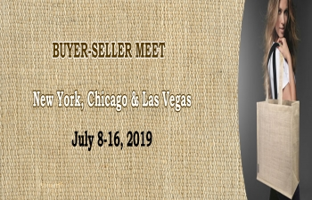 Jute Products Development & Export Promotion Council (JPDEPC) Buyer - Seller , July 15, 2019 Las Vegas, NV