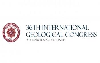 36th International Geological Congress (IGC) Rescheduled 9-14th November, 2020