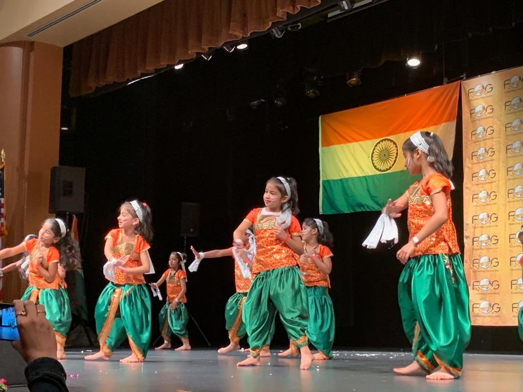 Consul General Amb.Sanjay Panda joined the  Republic Day celebrations organised by the Indian associations under the umbrella of Federation of Indo Americans of Northern California at Santa Clara convention centre