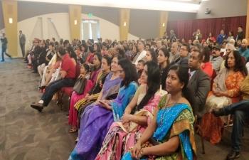 Pravasi Bharatiya Divas 2020 at ICC Milpitas