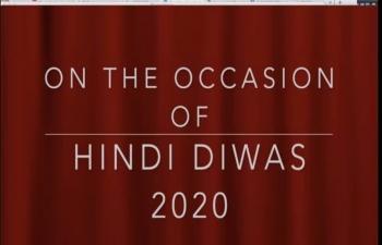 14 सितंबर, 2020 को, विश्व हिंदी दिवस व्यापक और उत्साही भागीदारी के साथ मनाया गया। भारत के महावाणिज्य दूतावास, सैन फ्रांसिस्को ने 'विश्व हिंदी ज्योति' के साथ मिलकर खाड़ी क्षेत्र क
