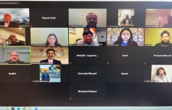 The Consulate General of India, San Francisco organized a Consular Camp virtually on December 5, 2020, The Kannada Bharathi, IAAF and other community organizations assisted and participated in this highly successful camp. There were several queries on consular services.