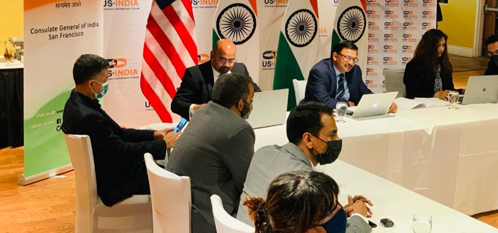 Destination India Series with a focus on Telangana State in partnership with The US-India Strategic Partnership Forum (USISPF).
